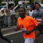 Gérard(44) n'a finalement pas pu courir les 20 km, mais Jan Busselen a très avantageusement pris ma place, et à bien couru pour la Palestine, les Philippines et le Congo. Merci bcp pour votre soutien. Mon grand retour sera donc pour mes 45 ans ;)