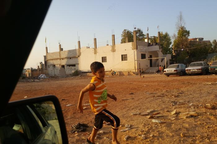 Récolte de fond pour l'hôpital Al Shifa dans le camp de réfugiés de Nahr el Barad (Tripoli) au Liban INTAL-M3M