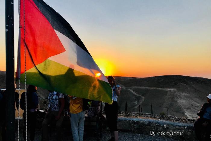 Pour mon 69ème anniversaire ! Voor mijn 69e verjaardag ! Solidariteit voor zomerkamp Palestijnse jongeren/Solidarité pour le camp d'été des jeunes Palestiniens